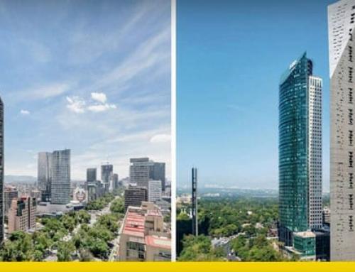 Arranha-céu resistente a sismos: conheça a Torre Reforma