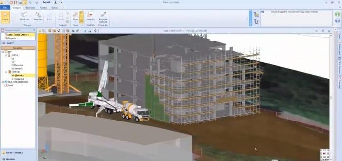 digitalização construtoras fase executiva