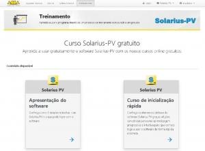 training Solarius PV Portugues