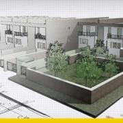 Projetos de casas geminadas_Edificius