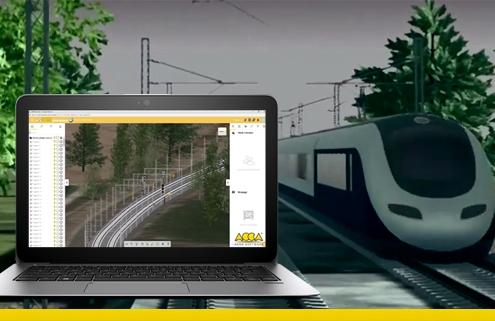 BIM infraestrutura o BIM a servico de infraestruturas lineares com IFC Rail ferrovias IFC Road e IFC Tunnel usBIM.platform