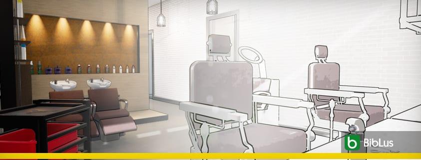 Arquitetura salão de cabeleireiro_Edificius