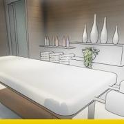 Projeto de salão de beleza_Edificius