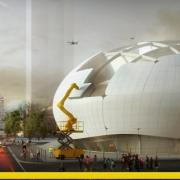 Robótica na construção civil: o novo museu da Ciência de Seul_Edificius