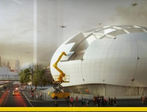 Robótica na construção civil: o novo museu da Ciência de Seul