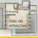 Projeto de restaurante: 5 dicas com critérios e dwg para baixar_Edificius