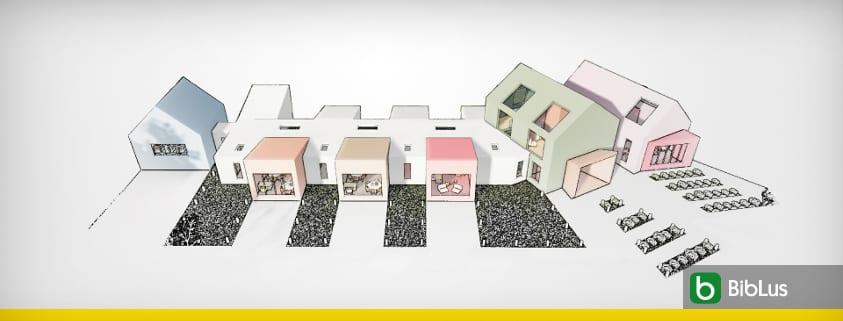 Projeto arquitetônico creche com um exemplo para baixar_Edificius
