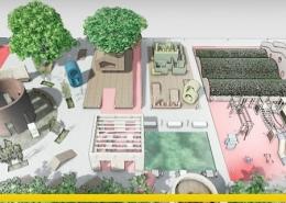 Projeto de playground infantil com exemplo para baixar_software BIM para arquitetura 3d Edificius