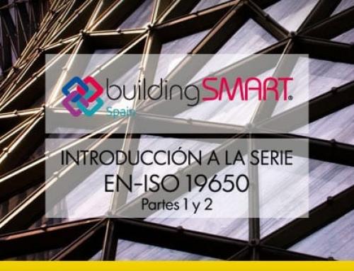 buildingSMART Espanha apresenta a EN-ISO 19650