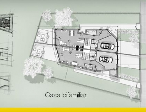 Projeto de casa bifamiliar: guia com exemplo para baixar