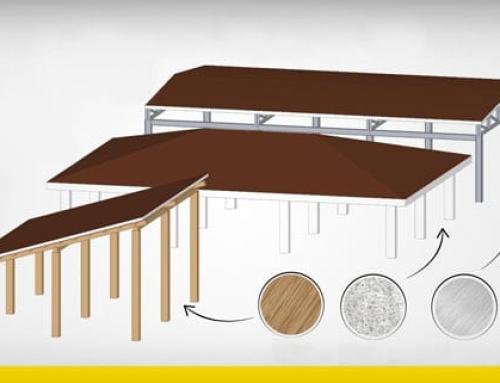 Como desenhar um telhado: linhas guia e 4 dicas úteis
