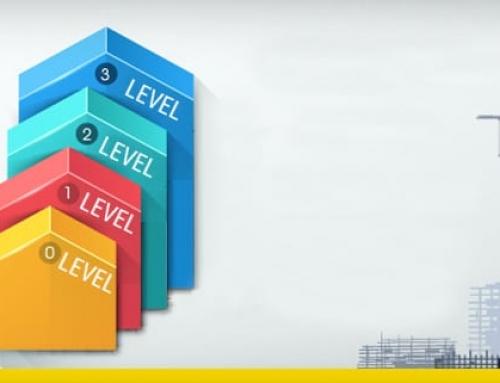 Level BIM: nível de maturidade de 0 a 3