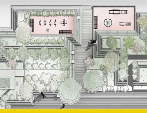Espaços verdes urbanos: guia de três fases de projeto