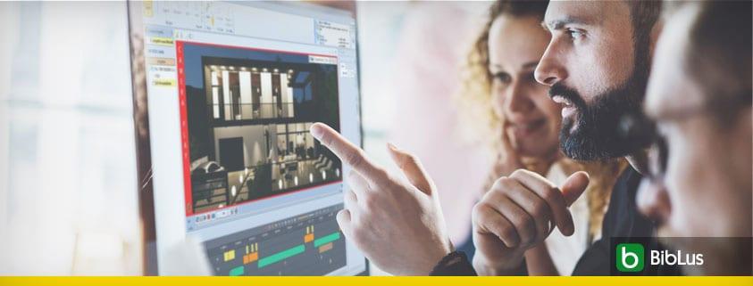 Apresentação de um projeto de arquitetura_programa BIM de arquitetura 3D Edificius