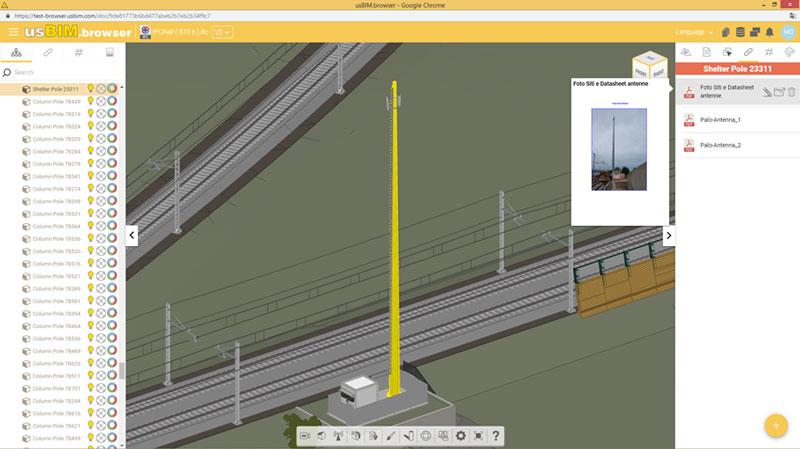 A imagem mostra documentos relacionados aos objetos