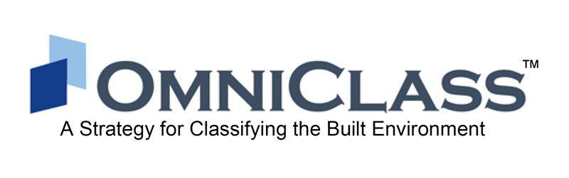 A imagem mostra o logotipo da OmniClass