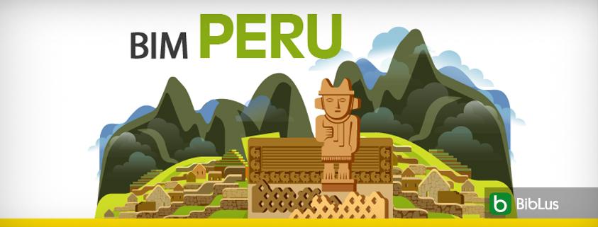 A imagem mostra o panorama peruano
