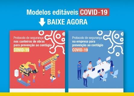 Protocolos editaveis covid 19