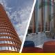 Edificius User eXperience Torre Sevilla render do restaurante realizado com o Edificius