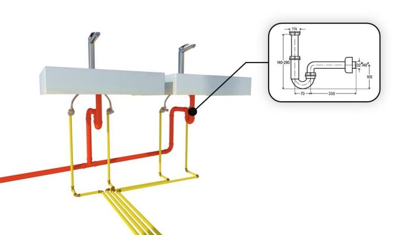 Projeto de instalações hidráulicas - Propriedades do objetos MEP hidráulicos