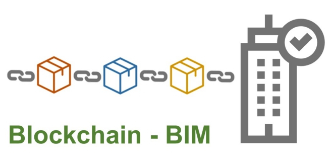 A imagem ilustra o conceito de cadeia de blocos referente a Blockchain