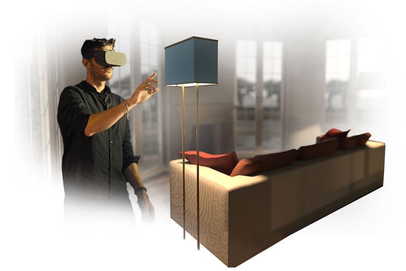 usBIM.reality navegar online os modelos BIM com a realidade virtual