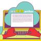 A imagem mostra o usBIM.writer, aplicativo para redigir e compartilhar documentos online